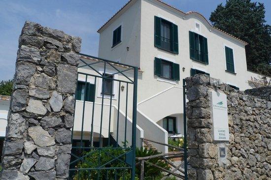 Il Ducato Di Ravello: Hotel Entrance
