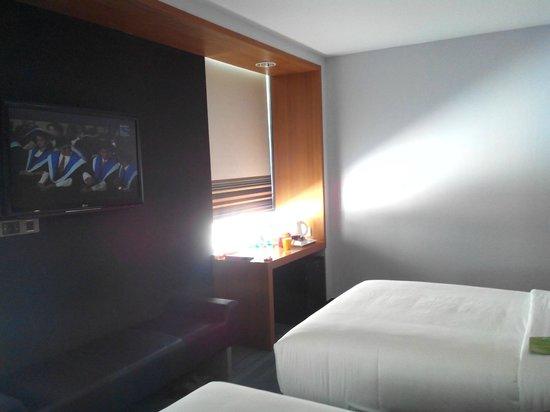 Aloft Chandigarh Zirakpur: View of the room