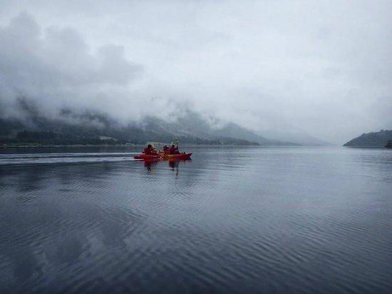 Paddle Lochaber: Gentle paddle amidst stunning scenery.
