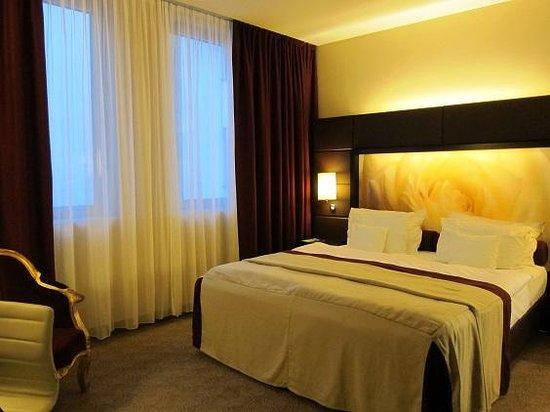 Lindner Hotel Am Belvedere: 客室