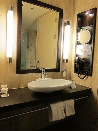 Lindner Hotel Am Belvedere: 洗面