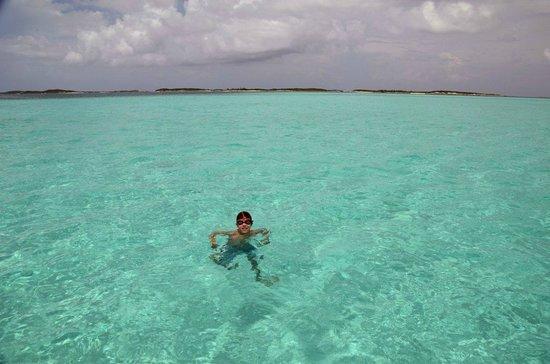 Minns Water Sports: Swimming in the aqua waters