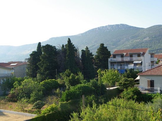 Hotel Villa Zarko : View of surrouding hills