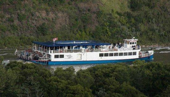 The Edmonton Queen Riverboat