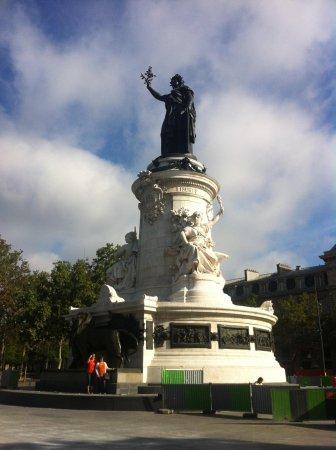 Crowne Plaza Paris Republique: place de la republique