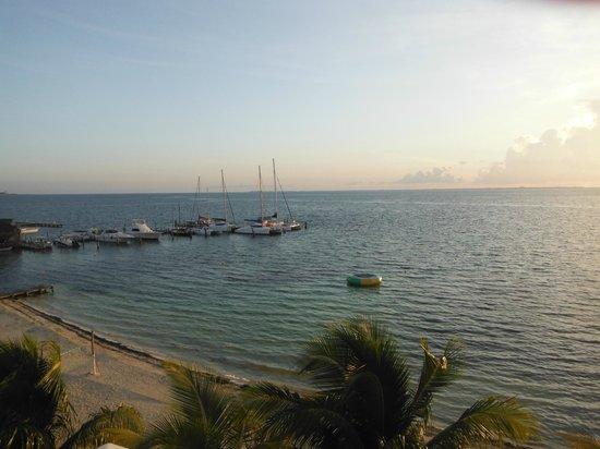Holiday Inn Cancun Arenas : Vista desde la habitación
