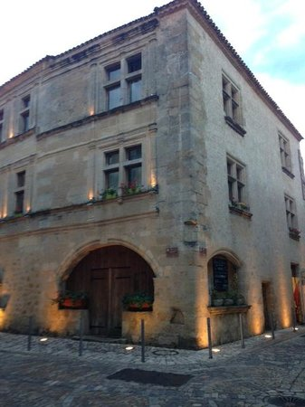 Saint-Macaire, Frankrike: charme, délicatesse