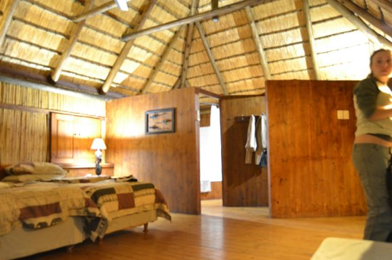 Nkwazi Lake Lodge: camera