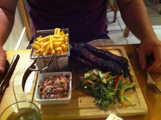 Kahuna: Special Slow Cooked Sticky Ribs