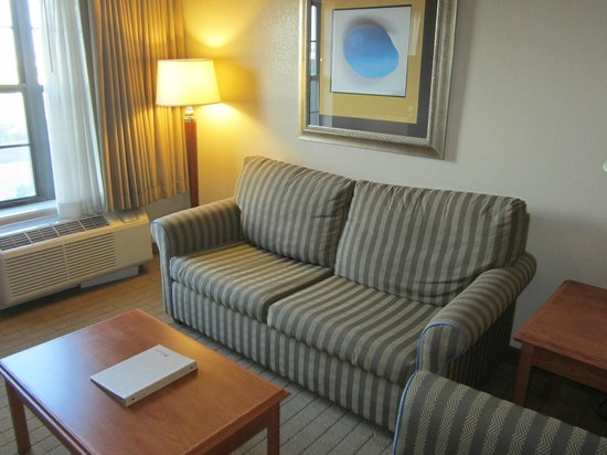 Hilton Garden Inn Phoenix Airport: King room