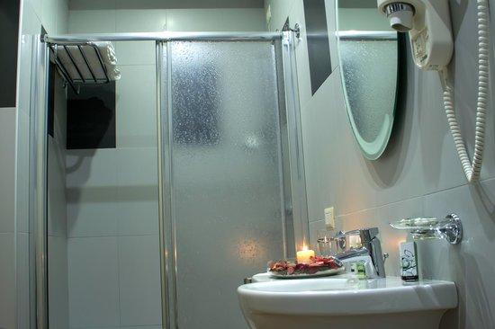 Il Portico B&B & Resort : Bagno Camera