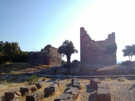 Myndos Gate : Ворота Миндоса (западные)