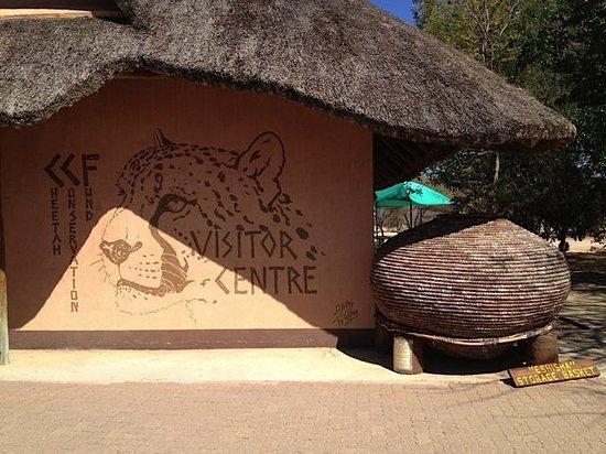 Cheetah Conservation Fund: Visitors Centre