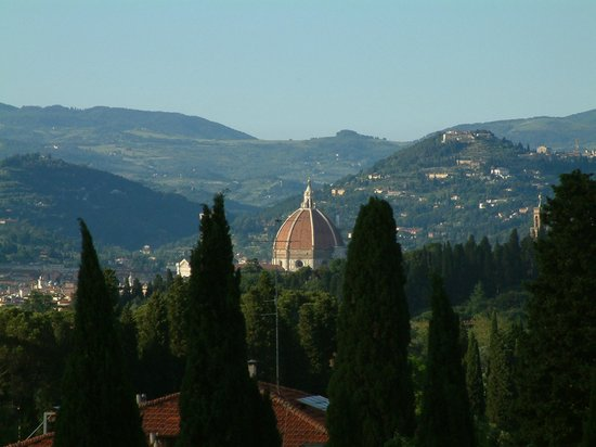 Villa Belvedere - Florence: View from Balcony