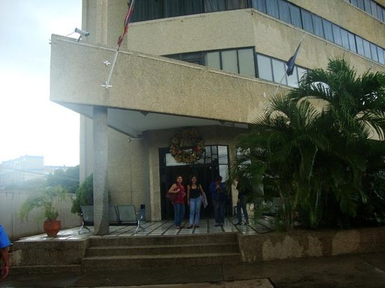 Hotel Costa Real : fachada del hotel