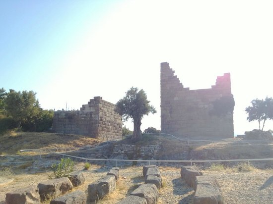 Myndos Gate : Ворота Миндоса