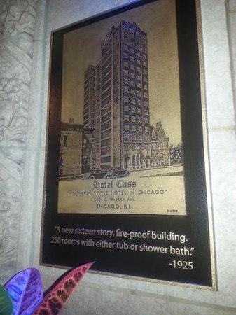 Holiday Inn Express Hotel Cass: History of Hotel Cass