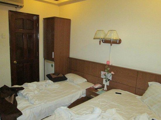Duna Hotel : room