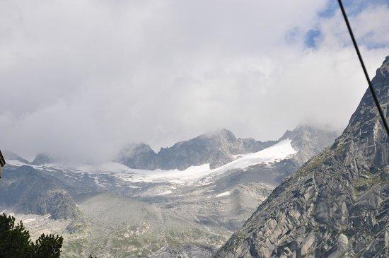 Gelmerbahn: Views from the top