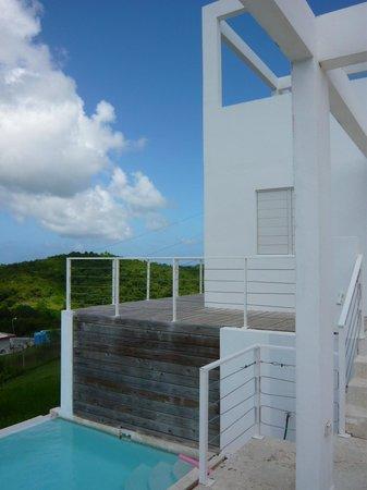 360 Vieques : pool/deck