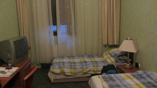 Duna Wellness Hotel: Room
