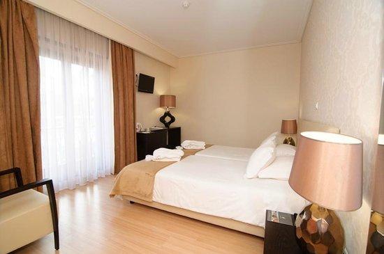 Hotel Mestre Afonso Domingues : Quarto standard