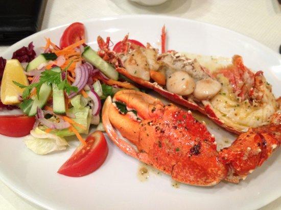 Bistro Rosa: Lobster