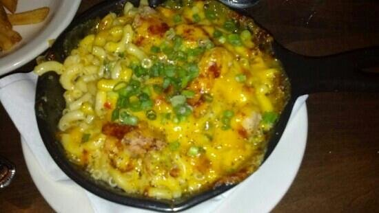 Ralph & Kacoo's : Lobster Mac n Cheese. Yummy