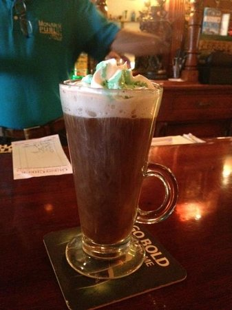 ‪‪The Monarch Public House‬: Mmmmm Irish Coffee‬
