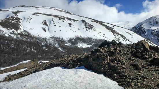 Refugio Neumeyer: Cerro Challhuaco