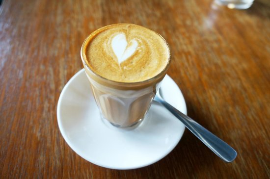 The Daily Dose: Cafe latte