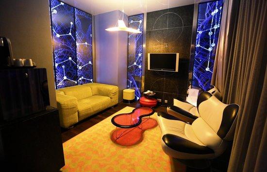 Tallink Spa & Conference Hotel: Гостиная