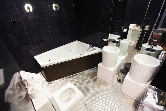 Tallink Spa & Conference Hotel: Ванная комната