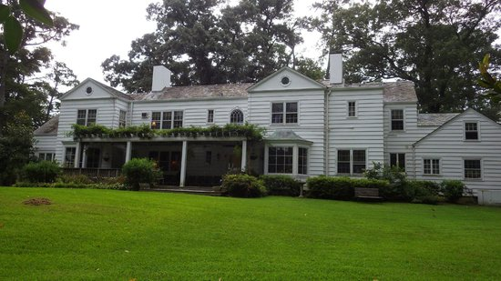 Pond House Inn: View from Yard
