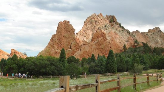 Foto De Jard N De Los Dioses Colorado Springs Moving