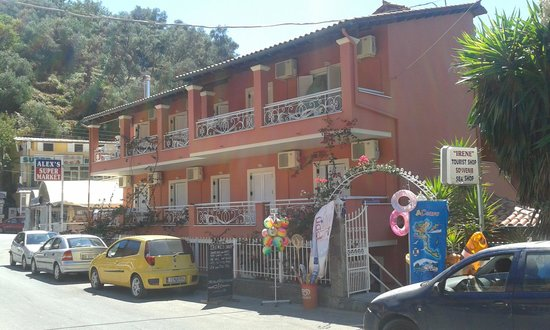 Irene Apartments: il nostro residence!!!!