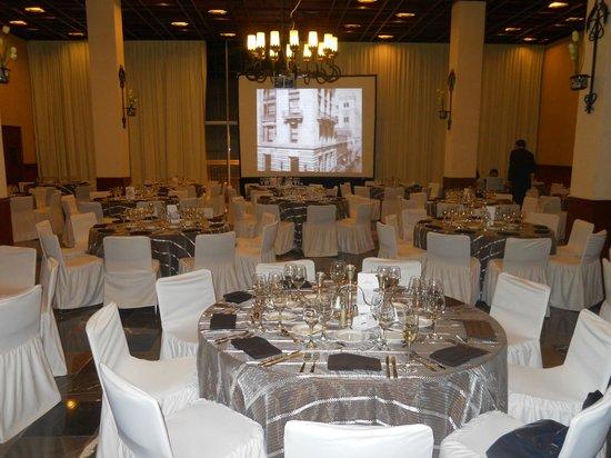 Hotel Fénix : Salon Eventos