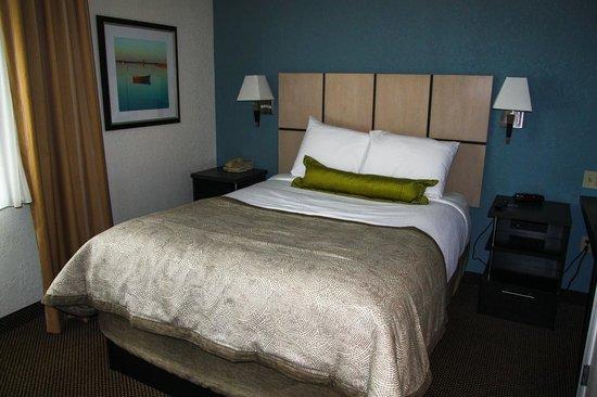 Candlewood Suites - Nanuet: спальня