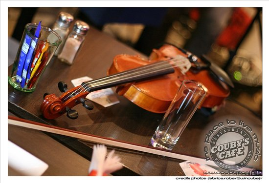 Couby's Café: Jam Session in Cannes