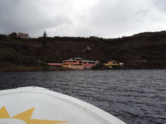 Pululahua Hostal: Laguna de Cuicocha