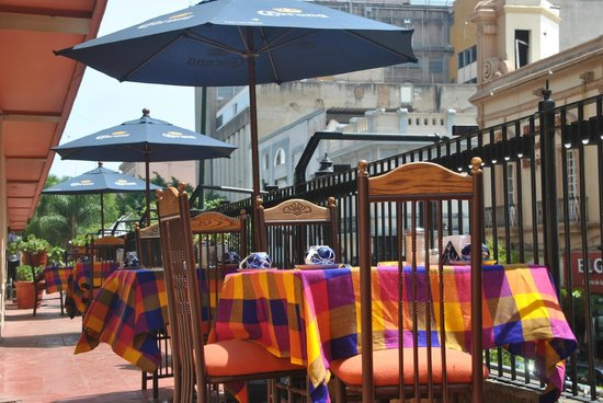 Hotel Fénix : Restaurante La Tapatia