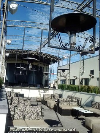 San Diego Marriott Gaslamp Quarter: Rooftop
