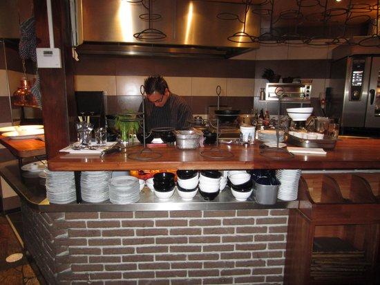De Open Keuken : De open keuken picture of bij de buurvrouw heemskerk tripadvisor