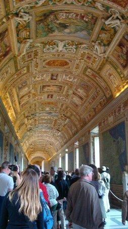 Vatican: details....