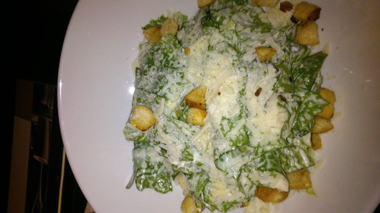 Lindner Hotel City Plaza : Caesar salad