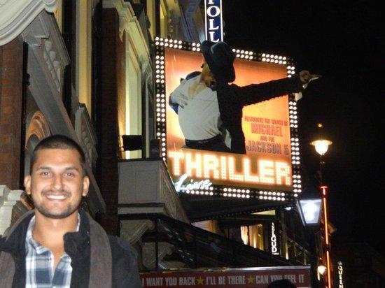 Lyric Theatre London: Lyric Theatre, London