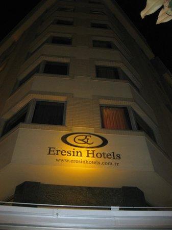 Eresin Taxim Premier: facciata hotel