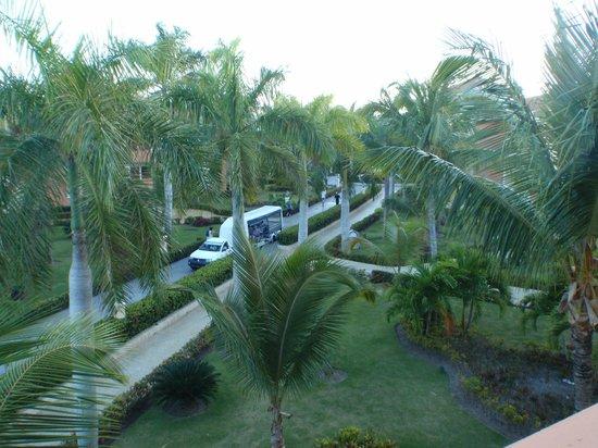 Grand Bahia Principe Punta Cana: Trenino gratuito