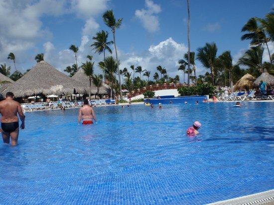 Grand Bahia Principe Punta Cana: Piscina principale