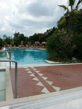 Montespina Park Hotel : piscina